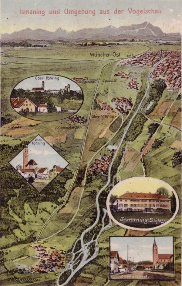 1909 Eröffnung Lokalbahn