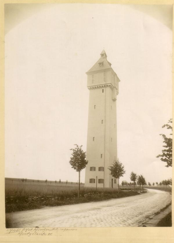 1913 Wasserturm