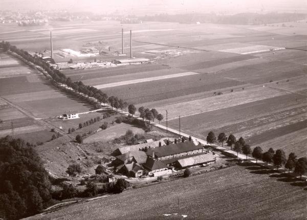 1938 Ziegeleien Poschinger und AGROB