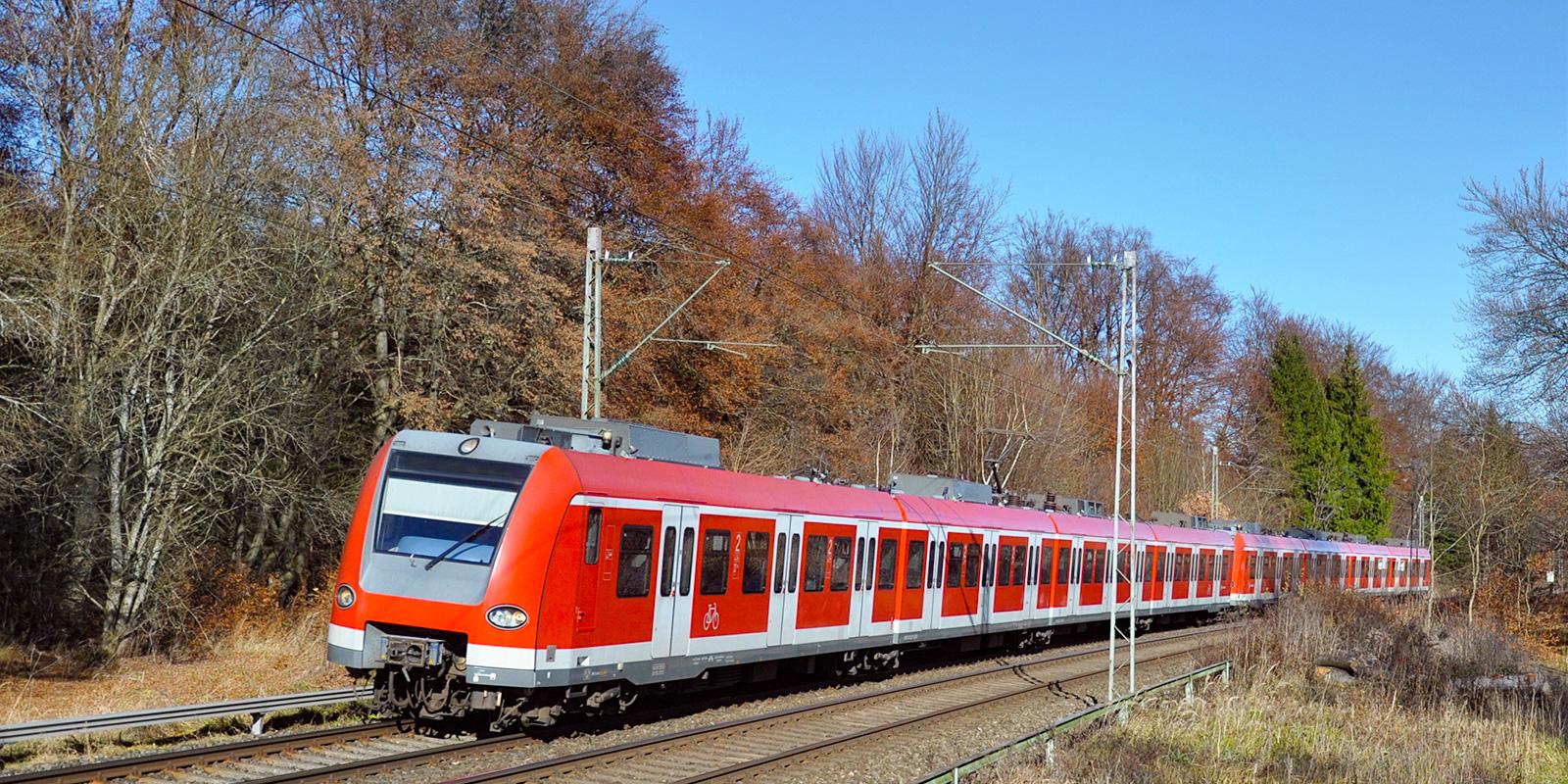 S Bahn Stammstreckensperrung Ab 23082019 Gemeinde Ismaning