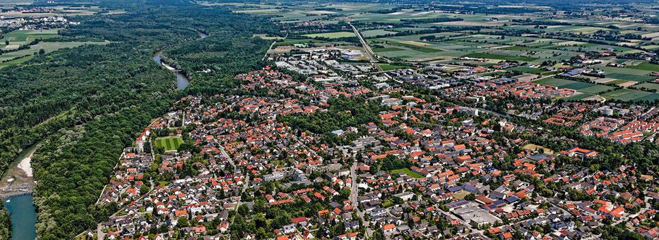 Ismaning: Standort & Wirtschaft