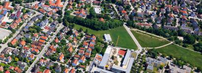 Bürgerpark Ismaning