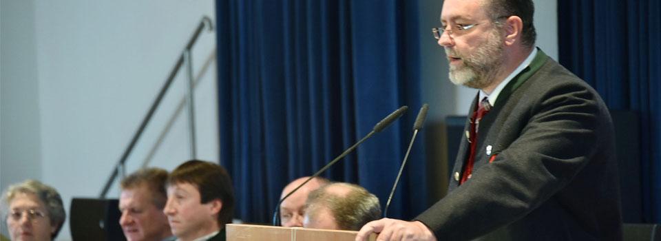 Bürgerversammlung am 6. Januar 2017; Foto: Gerald Förtsch