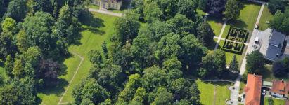 Ismaninger Schlosspark - die grüne Lunge Ismanings