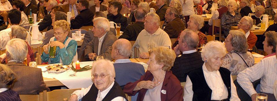 Ismaning für Senioren