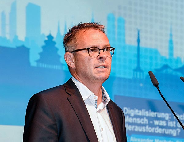 Dr. Alexander Machate, Bildungsmanager Digitalisierung, IHK Akademie